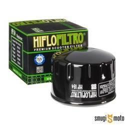 Filtr oleju HifloFiltro HF184,  Aprilia / Gilera / Piaggio 400- 500 - 800 - 850