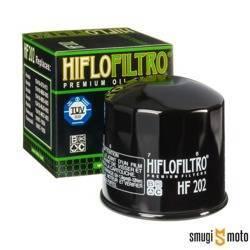 Filtr oleju HifloFiltro HF202, Honda VT/VF/VN 750, Kawasaki GPZ 500