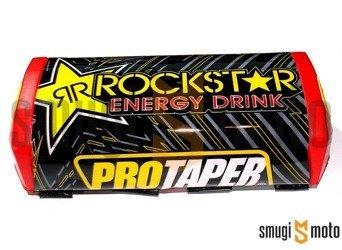 Gąbka na kierownicę ProTaper Rockstar Replica, czerwono-czarna