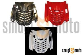 Grill przedniej owiewki, biały (Yamaha Aerox)