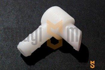 Króciec (kolanko) odpowietrznika skrzyni biegów, Aprilia / Derbi / Gilera (EBE / EBS / D50B0)