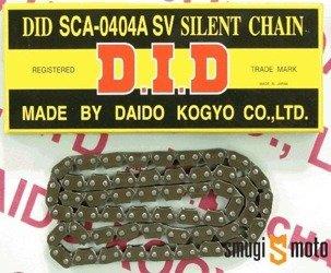 Łańcuszek rozrządu DIDSCA0404ASV-90, Honda CBR 125, Yamaha YBR 125 (zamknięty)