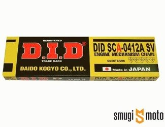 Łańcuszek rozrządu DIDSCA0412ASV-120R (otwarty)