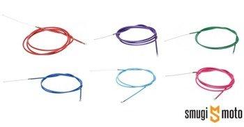 Linka hamulcowa tylnego WM, rowerowa, 1500mm (rózne kolory)