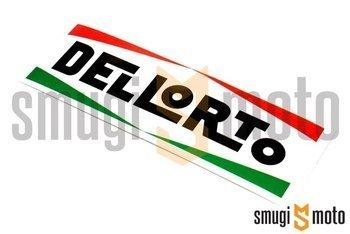 Naklejka Dellorto 120x40mm