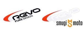 Naklejka Revo 89x30mm (różne kolory)