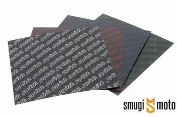 Płytka membrany Polini Carbon, 2 arkusze 110x110mm, (różne grubości)