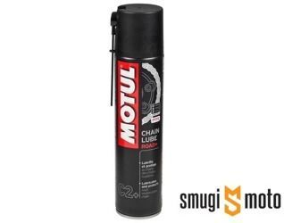 Smar do łańcucha Motul Chain Lube Road C2+, 400ml
