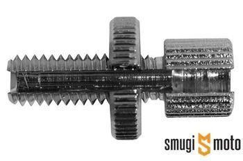 Śruba regulacyjna linki gazu / sprzęgła M6x18mm