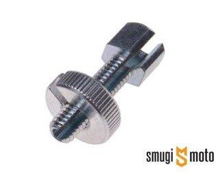 Śruba regulacyjna linki gazu / sprzęgła M6x22mm