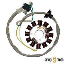 Stator (stojan/iskrownik) Minarelli 12 cewek (nowy typ)
