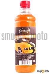 Szampon z woskiem do mycia pojazdów Malwa, 500ml
