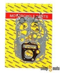 Uszczelki silnika Moretti, 70cc (tłok 47mm) motorowery 4T