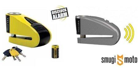 Blokada Auvray, na tarczę z alarmem  B-LOCK 10 - średnica bolca 10mm (klasa S.R.A.) (różne kolory)