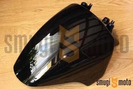 Błotnik przedni, czarny, Derbi Bulevard 50-150 '08-14 / Piaggio FLY 50-150cc '04-12