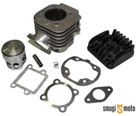Cylinder Kit Italkit 70cc, aluminiowy z głowicą, Minarelli stojący