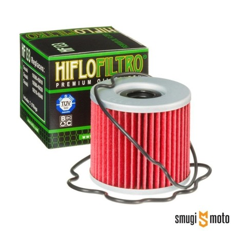 Filtr oleju HifloFiltro Suzuki GS / GSX + uszczelki