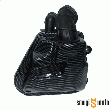 Filtr powietrza Power Force, kompletny, carbon, Minarelli leżące