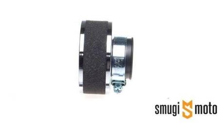 Filtr powietrza WM 50mm czarny / chrom