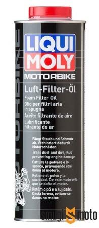 Olej Liqui Moly do nasączania filtrów powietrza, 1 litr