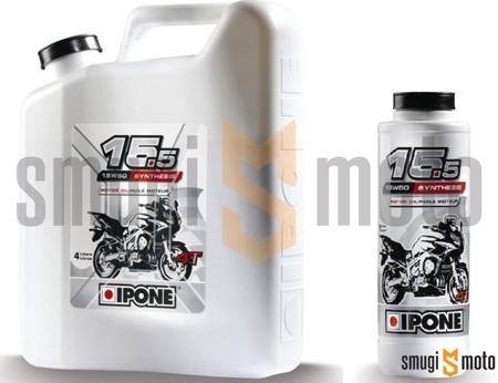 Olej silnikowy Ipone 15.5 15W50 4T, półsyntetyk (różne pojemności)