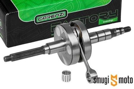 Wał korbowy Carenzi Racing, Minarelli leżące 12mm